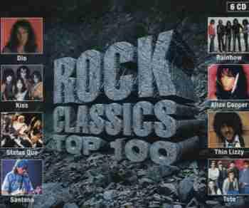 A - Rock Classics Top 100 (6 CD) - 2007, FLACf