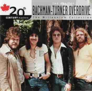 Bachman-Turner Overdrive - The Millennium Collectionjpg