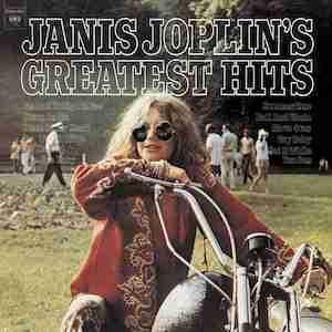 Janis Joplin - Janis Joplin's Greatest Hits - 1987, FLAC