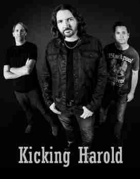 Kicking Harold - Discography