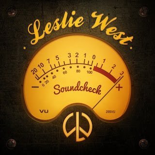 Leslie West - SoundCheck 2015