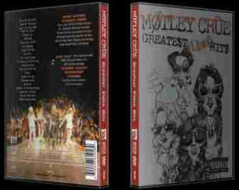 Motley Crue - Greatest Video Hitspng