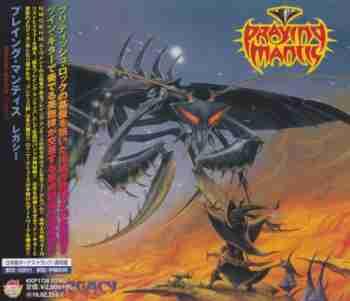 Praying Mantis - Legacy (Japanese Edition)