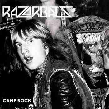 Razorbats - Camp Rock (2015)