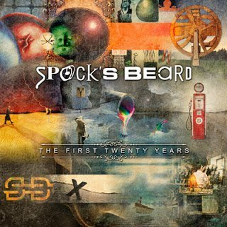 Spock's Beard - The First 20 Years 2015