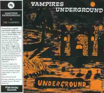The Vampires - Vampires Underground