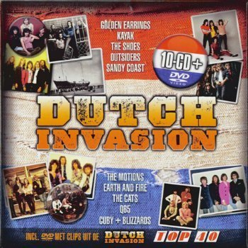 VA - Dutch Invasion (CD 4) (2011)