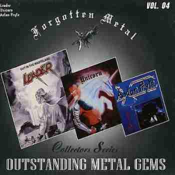 VA - Forgotten Metal Collector's Series - Outstanding Metal Gems Vol. 4 (1993)