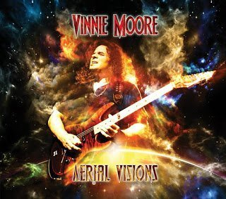 Vinnie Moore - Aerial Vision 2015