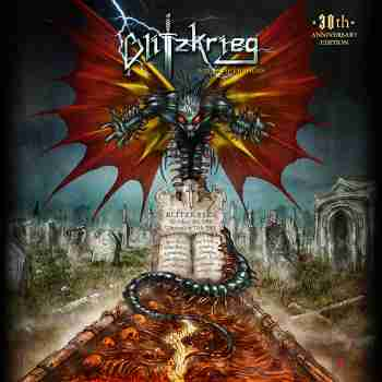 BLITZKRIEG to release A Time Of Changes (30th Anniversary Edition)