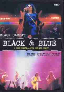 Black Sabbath and Blue Oyster Cult - Live