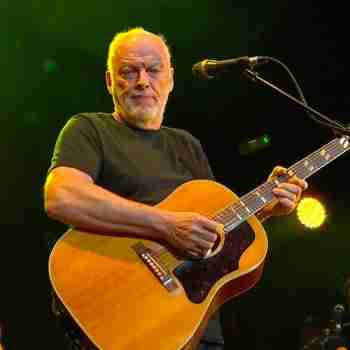 David Gilmour & Boombox