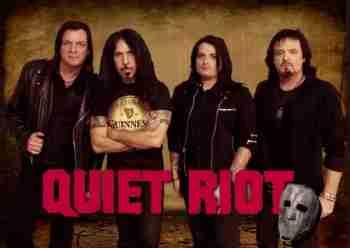 Quiet Riot - Discography