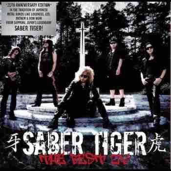 Saber-Tiger--The-Best-Of-album-cover