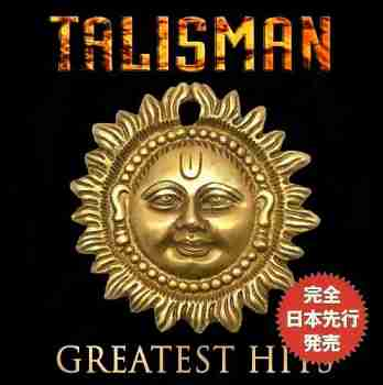 Talisman - Greatest Hits (Compilation) 2015 Japan Edition
