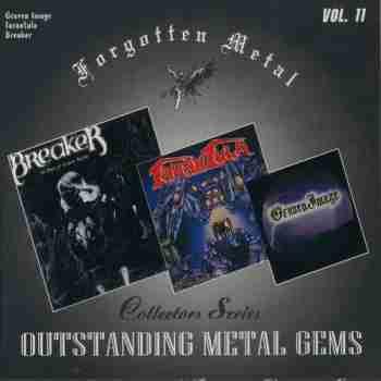 VA - Forgotten Metal Collector's Series - Outstanding Metal Gems Vol. 11 (1993)