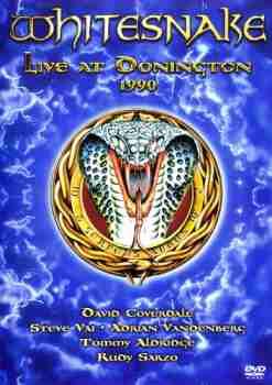 Whitesnake - Live At Donington