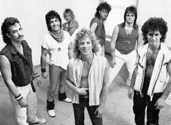 Adrenalin - 1983 - 1986