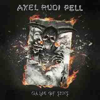 Axel Rudi Pell - Game Of Sins 2015