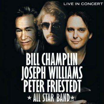 Bill Champlin, Joseph Williams, Peter Friestedt - Live In Concert (2013)