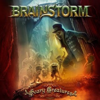 Brainstorm - Scary Creatures 2016