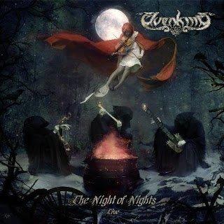 Elvenking - The Night Of Nights - Live