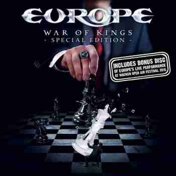 Europe - War of Kings (Special Edition)9