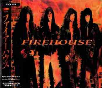 Firehouse - Firehouse - 1990 [Japan, ESCA 5178, 1991], FLAC