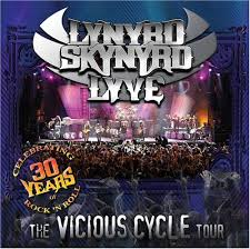 Lynyrd Skynyrd - Live. The Vicious Cycle Tour