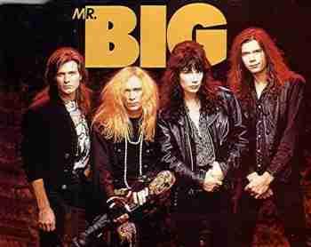 Mr. Big - Discography