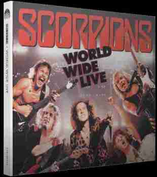 Scorpions - World Wide Liveb