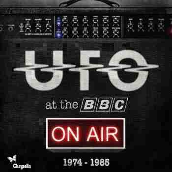 UFO - ON AIR AT THE BBC 1974-1985 (5 CD BOX SET) (2013)