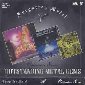 VA - Forgotten Metal Collector's Series - Outstanding Metal Gems Vol. 18 (1993)