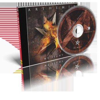 Arthemis - We Fight (Japanese Edition) (Reissued-2015)