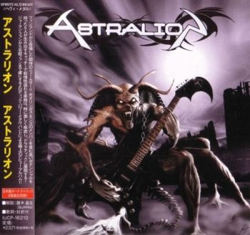 Astralion - Astralion [Japanese Edition]