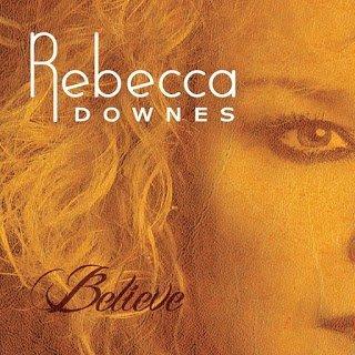 Rebecca Downes - Believe 2016