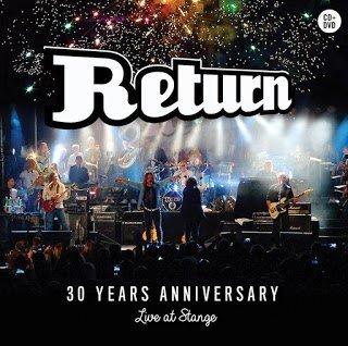 Return - 30th Anniversary - Live At Stange 2016