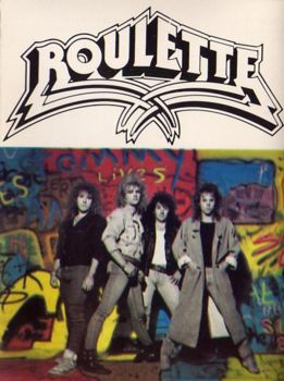 Roulette USA band