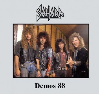 Sahara (pre-Winger) - Demos 88