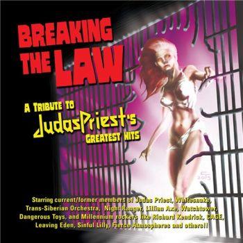 VA - Breaking The La  A Tribute To Judas Priest