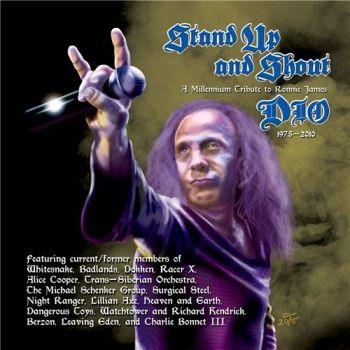 VA - Stand Up And Shout - A Tribute To Ronnie James Dio