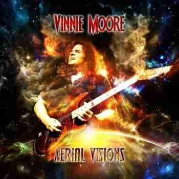 Vinnie Moore - Aerial Visions (Japanese Edition) (2015)