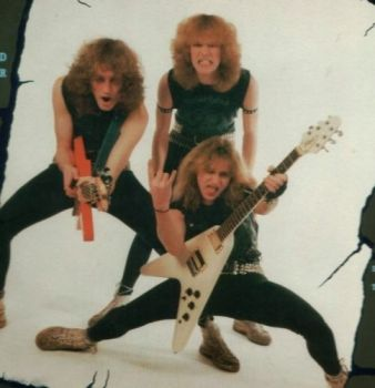Warrant (Germany) - Discography