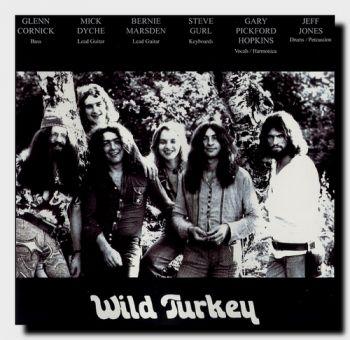 Wild Turkey - Discographyc