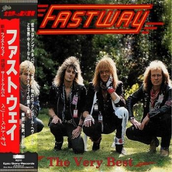 Fastway - The Very Best 20150