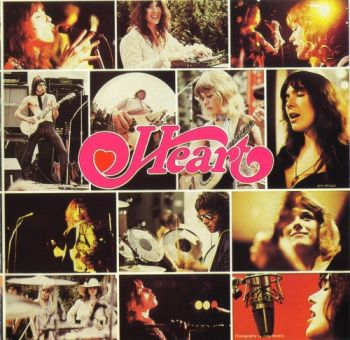 Heart - Discography