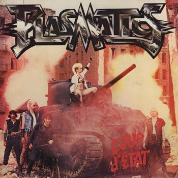 Plasmatics - Coup d'État 19820