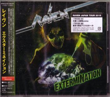 Raven - ExtermiNation Japanese Edition (2015)