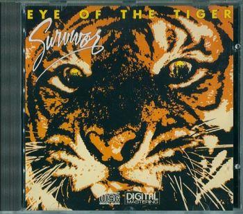 Survivor - Eye Of The Tiger [Bellaphon, 290.14.021, Germany] 1982