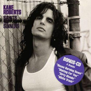 KANE ROBERTS Saints & Sinners 2CD ltd. Edition